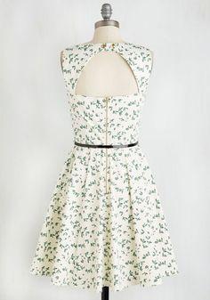 Topmost of All Dress | Mod Retro Vintage Dresses | ModCloth.com