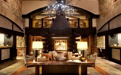 Score: 93.47 Redesigned guest rooms, which now boast a frosty palette and snowflake-inspired prints, helped the alpine resort surpass its former, 2013 glory (No. 12 on the Best Resorts in the Continental U.S. list). After a day sashaying down the mountain, warm up in the heated outdoor pool, with hot tubs and a waterfall feature, or the icicle-clad Frost Bar, with its impressive list of hot cocktails. thesebastianvail.com