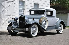 Willys : Model 66-B Coupe 2 door 1930 Willys-Knigh - http://www.legendaryfinds.com/willys-model-66-b-coupe-2-door-1930-willys-knigh/