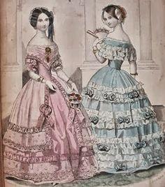 Vintage Abendkleider und Geschichte von Abendkleidern