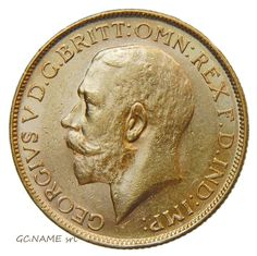 South Africa 1926 Sovereign George V Gold Oro Or #411
