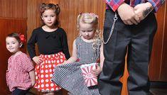 Crianças retrô provam que estilo não tem idade | Universo Retro