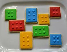 LEGO Sugar Cookies Movie