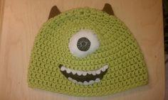 Mike Wazowski hat