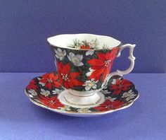 Royal Albert Christmas South Pacific Bone China by Whitepearlfinds