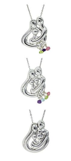 Rhodium-plated 925 Silver #1 Cowgirl Saying Pendant with 16 Necklace Jewels Obsession Saying Necklace