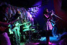 The Honorable South performing at Gasa Gasa. #nola #music