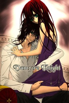 Vampire Knight Kaname & Yuki *fumes* I'm unsatisfied with the ending of this show