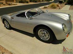 1955 Porsche 550 Spyder (Becks) Photo