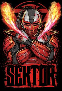 SEKTOR by Bakerrrr on deviantART