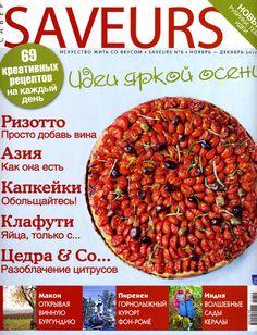 Saveurs №6 2012