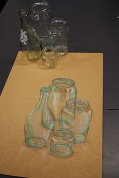 glass jar rendering - nz design drawer