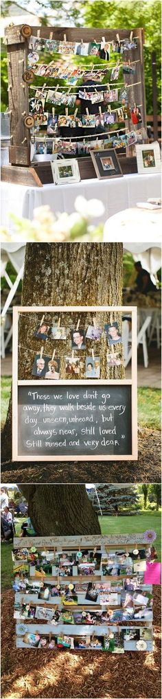 30 Wedding Photo Display Ideas You'll Want To Try Immediately