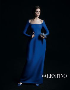 Valentino F/W 13.14: Laura, Magdalena, Kati, Sasha, Erika, Sam, Maud, Anouk, Irina and Tamara are Dutch Golden Age Masterpieces by Inez & Vinoodh