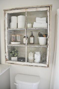 Cathrines Kreative Hjørne: DIY av gamle vinduer!