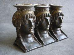 Dorure et patine d'une parure de bronzes Empire pour un meuble http://www.bellino.fr/blog/?p=169