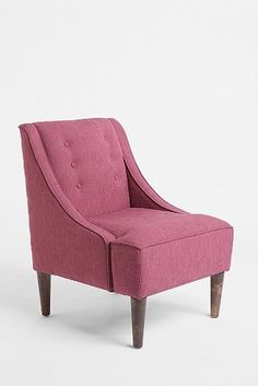 Madeline Chair, Plum