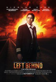 If the Rapture were to happen it would probably be similar to what happens in this movie. It just was not very entertaining.  Like a disaster genre B-movie. 2 stars