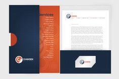 16 Amazing Presentation Folder Ideas