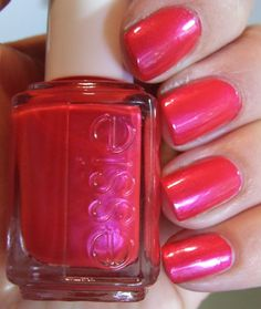 Essie Jam N' Jelly – Swatches – everysensory and Star Kin