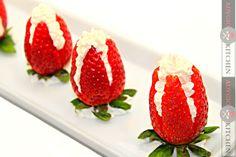 Capsuni Lalea - Reteta Valentine`s Day - Adygio Kitchen  #valentine's day #valentinesday #adygio #adygio kitchen #dessert