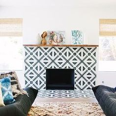 9 Thankful Cool Ideas: Traditional Fireplace With Tv Above fireplace winter dreams.Fireplace Ideas With Shelves tall fireplace beach houses.Fireplace Ideas With Shelves. Modern Fireplace Decor, Country Fireplace, Simple Fireplace, Candles In Fireplace, Brick Fireplace Makeover, Old Fireplace, Farmhouse Fireplace, Fireplace Remodel, Fireplace Surrounds