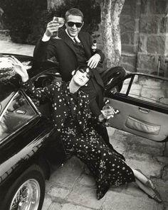 Leçon de style avec Steve McQueen.