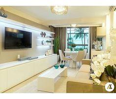 Inspiração para apartamento compacto by Alessandra Lessa  @homeluxo Foto by Lyssandro Silveira #autornaolocalizado . @_architecture_and_interiors @homeluxoimoveis . . #decoration #decor #it #fotonaoautoral #decor #decoracao #details #desing #designinteriores #decoration #decorating #style #furniture #home #homedecor #homedecoration #homedesing #homestyle #interior #interiordesing #inspiration #inspiração #ideias #instaarch #instadecor #instamood #instadesign #instagood #instahome