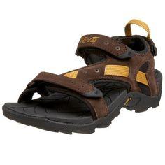 Teva Little Kid/Big Kid Spoiler Classic Sandal,Bracken,11 M US Little Kid Teva. $39.95. leather. Rubber sole