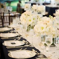 white, Classic Wedding Flowers & Decor, Summer Wedding Flowers & Decor