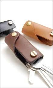 Image result for leather key holder