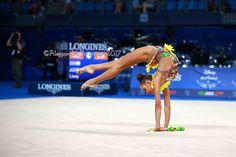 https://flic.kr/p/YAjhvc | Dina Averina (RUS) | 35th FIG Rhythmic Gymnastics World Championships 2017