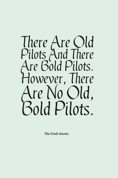 Pilot Quotes – Aviation Quotes - Quotes And Sayings