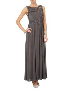All New Arrivals | Brown Cecillia Maxi Dress | Phase Eight
