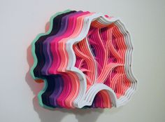 Paper Art by Charles Clary