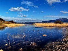 Cerkniško jezero.