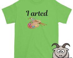 377af181 Art All Day Every Day T-shirt, Art Teacher T-shirt, Art Shirt, Art Clothing,  Art teacher shirt, Unisex Tshirt