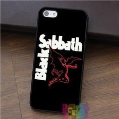 Black Sabbath Classic Rock Metal Band Fashion Cell Phone Case - IPhone