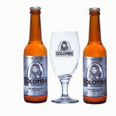 Cerveja francesa Colomba Córsega. Uma refrescante witbier que inclui especiarias da ilha de Córsega, onde é produzida. Sabor refrescante e marcante. Experimente www.primbier.com.br