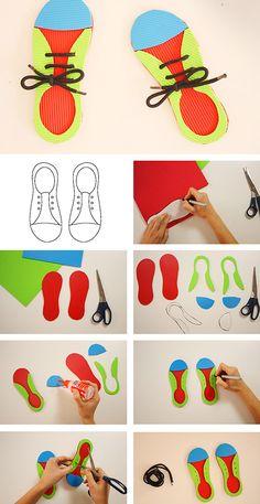 Hand Crafts For Kids, Baby Crafts, Preschool Crafts, Felt Crafts, Diy For Kids, Kids Learning Activities, Montessori Activities, Toddler Activities, Quiet Book Templates