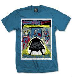 """""""Playera Superman Portada """"  Vatos  disponible en www.kingmonster.com.mx"""