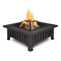 Real Flame Lafayette Fire Pit