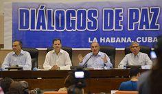 Acuerdos finales para firmar la paz con las farc en Colombia