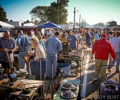 Springfield Antique Show and Flea Market, Clark County Fairgrounds, 4401 S Charleston Pike, Springfield, Ohio
