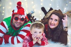 photography - family photoshoot - christmas - christmas lights - lights - christmas jumpers - christmas colours - family - happy
