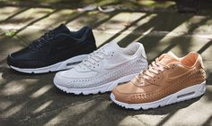 premium selection eebc3 17766 Nike Air Max 90 Woven Pack - Maintenant disponible