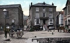 King of Prussia 34 - OLD PHOTOS OF FOWEY CORNWALL