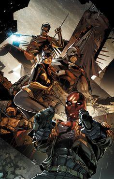 DC Comics October 2014 SOLICITS - BATMAN, SUPERMAN, More   Newsarama.com
