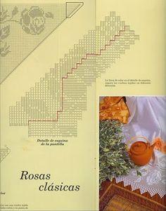 Виктория - ручной творения: кружева углы великолепные кадры №1
