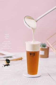 Juice Bar Design, Paper Fruit, Fruit Drinks, Fruit Juice, Bubble Milk Tea, Drink Photo, Desserts Menu, Fruit Party, Food Photography Tips